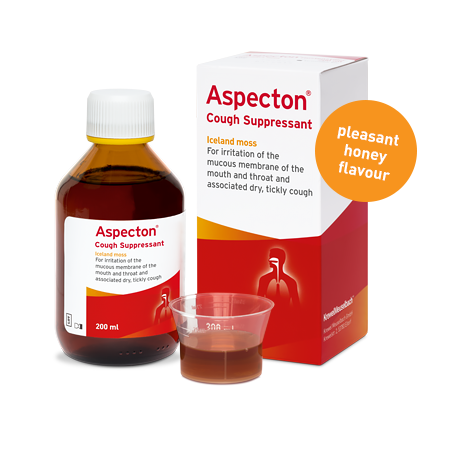 Aspecton Cough Suppressant