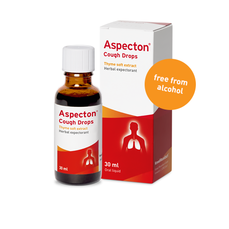 Aspecton Cough Drops