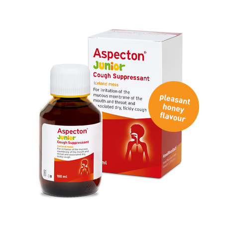 Aspecton Junior Cough Suppressant
