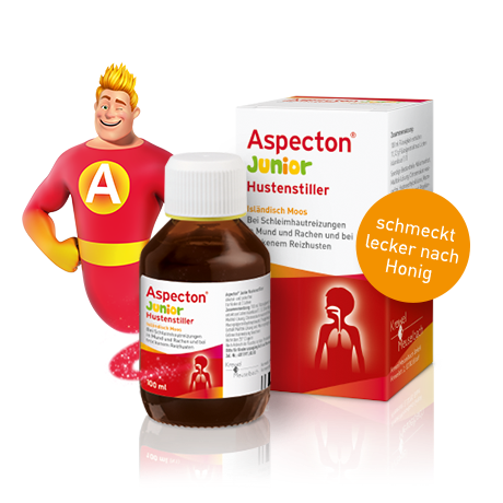 Aspecton Junior Hustenstiller